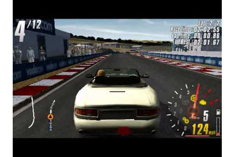 Race Driver 2006 Sony PSP - YouTube