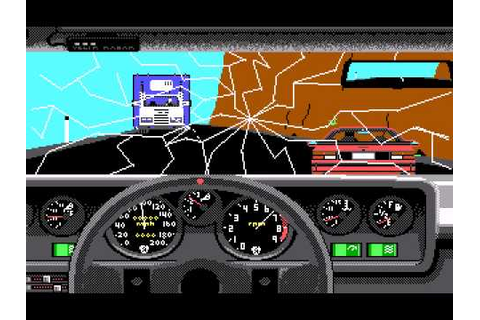 Test Drive (DOS, 1987) - YouTube