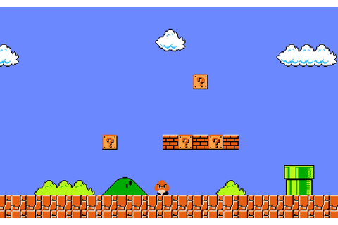 Super Mario Bros background | Mario Backdrop | Game mario ...