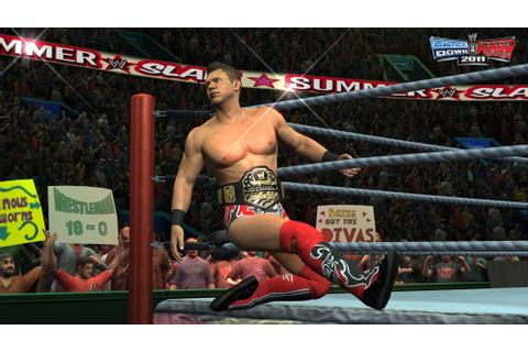 Enter the WWE Universe in WWE SmackDown vs. Raw 2011
