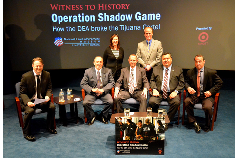 Witness To History: Operation Shadow Game | On April 19th ...