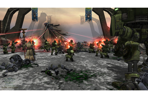 Warhammer® 40,000™: Dawn of War® - Dark Crusade ...