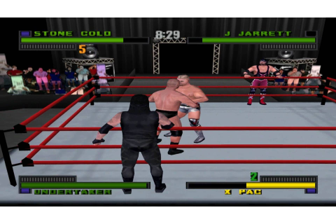 Retro Replay: WWF Attitude - Victory Point