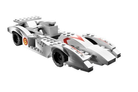 LEGO Speed Racer 8161: Grand Prix Race - Buy Online in UAE ...