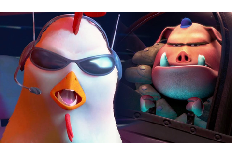 Chicken Little Ace in Action All Cutscenes | Full Game ...