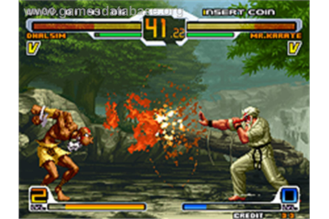 SNK vs. Capcom: SVC Chaos - SNK Neo-Geo AES - Games Database