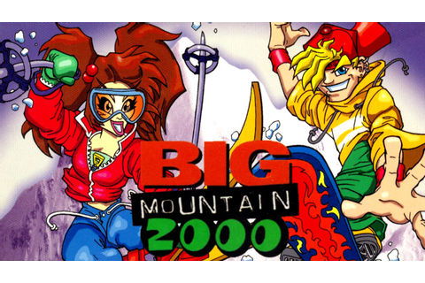 Big Mountain 2000 (N64) OST - Stage 2 - YouTube