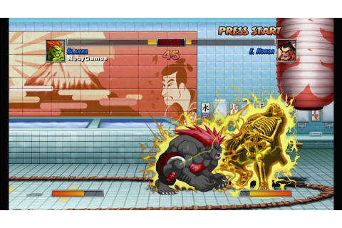 Super Street Fighter II Turbo HD Remix Screenshots for ...