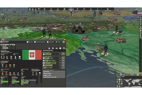 Making History: The Second World War Gameplay and Review ...