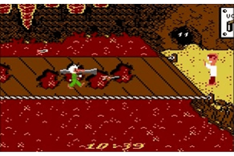 Quack Fu: A Look Back At The 'Howard The Duck' Video Game ...