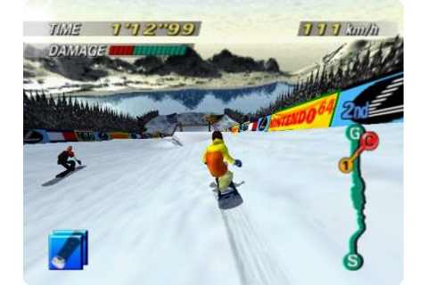 1080 snowboarding and Riot Zone hit the Wii Virtual ...