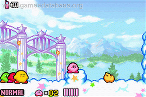 Kirby and the Amazing Mirror - Nintendo Game Boy Advance ...