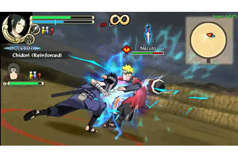 Download Game Naruto Shippuden: Ultimate Ninja Impact PSP ...