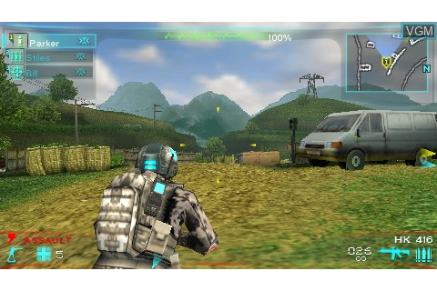 Tom Clancy's Ghost Recon - Predator for Sony PSP - The ...