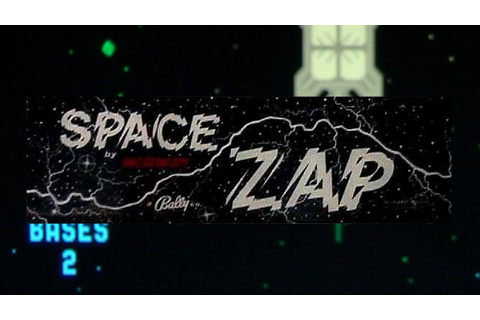 Arcade USA Space Zap! - YouTube