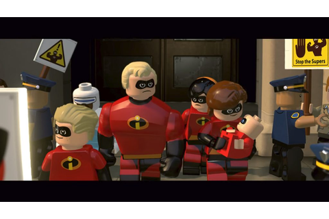 LEGO The Incredibles Review | Fun but more or less the ...