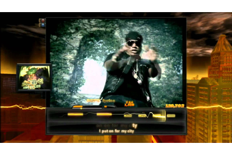 Classic Game Room - DEF JAM RAPSTAR review - YouTube