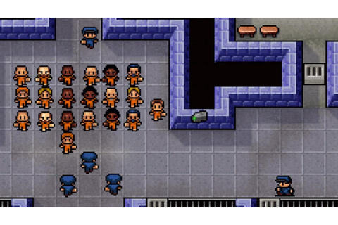 The Escapists - Prison Break Time - Gamescom 2014 - IGN Video