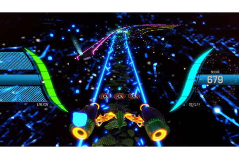Amplitude PS4 Review: Block-Rocking Beats | USgamer
