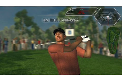 Tiger Woods PGA Tour 08 PC Gameplay HD - YouTube