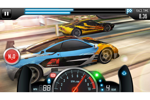 CSR Racing for Android - Download