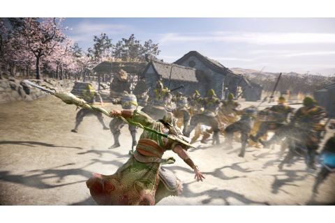 Dynasty Warriors 9 HD Wallpapers - Read games review, play ...