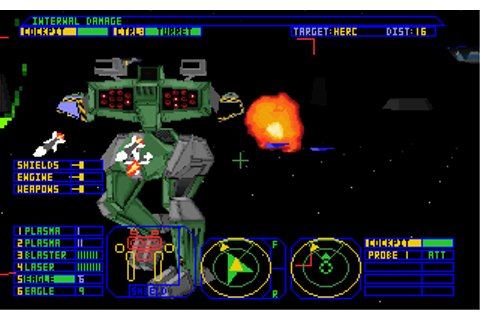 Metaltech: Battledrome Download, PC DOS (zip) :: DJ OldGames