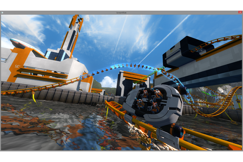 Screamride Preview: Roller Coasters, Puzzles and Plenty of ...
