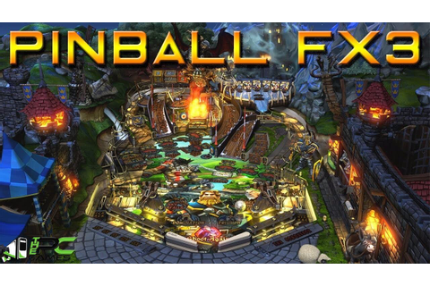Pinball FX3 PC Game Free Download