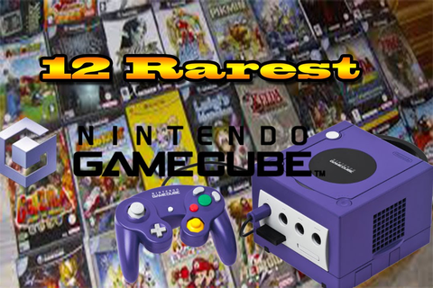 Top 10 Rarest Game Cube games | Most Expensive GC Games ...
