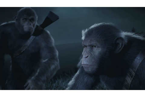 Andy Serkis' Imaginarium studio reveals Planet of the Apes ...
