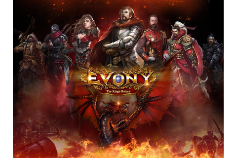 Evony: The King's Return - Android Apps on Google Play