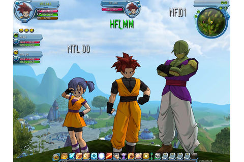 Dragon Ball Z Games For PC Website