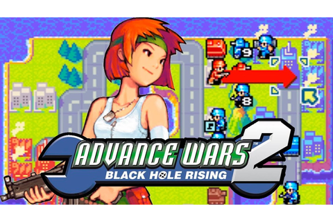 Advance Wars 2: Black Hole Rising Coming To US Wii U ...