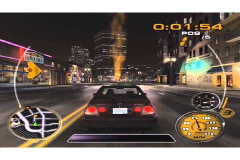 Free Download Midnight Club 3 - DUB Edition PS2 Full Version
