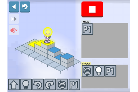 Lightbot Jr : Coding Puzzles - Android Apps on Google Play