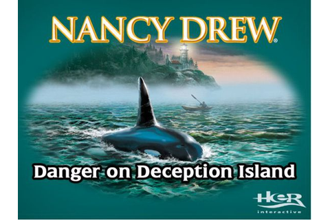 Rank 4: 'Danger on Deception Island' | The Senior ...
