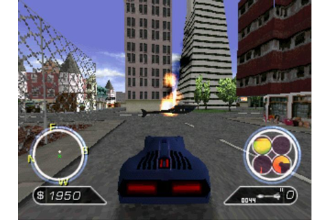 Auto Destruct Screenshots for PlayStation - MobyGames