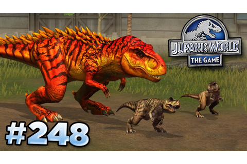 Selling The Babies!! || Jurassic World - The Game - Ep248 ...