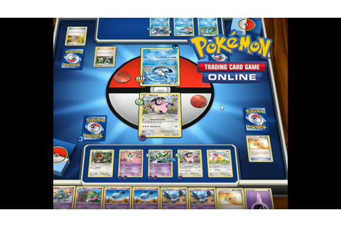 Pokemon Trading Card Game online (part 18) - YouTube