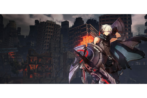 God Eater 3 for PS4 and Steam Officially confirmed