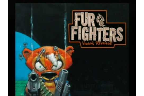 Fur Fighters, Meet the Fur Fighters Opening Title Screen ...