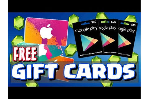 Get Free iTunes & Android Gift Cards! - Epic Giveaway ...