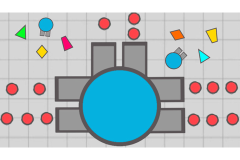 BEST TANK IN THE GAME!? (Diep.io) - YouTube