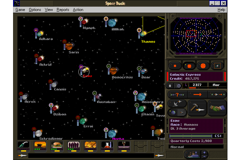 Download Space Bucks (Windows 3.x) - My Abandonware