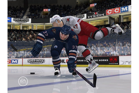 NHL 07 - screenshots gallery - screenshot 2/4 ...