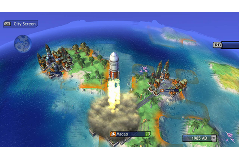 CGR Undertow - SID MEIER'S CIVILIZATION REVOLUTION review ...