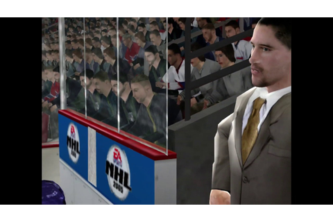 NHL 2005 World Cup of Hockey Game 2 - YouTube
