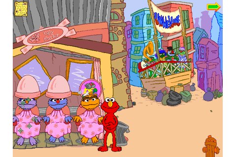 The Adventures of Elmo in Grouchland Screenshots for ...