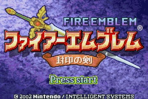 Fire Emblem: Fūin no Tsurugi (2002) by Intelligent Systems ...